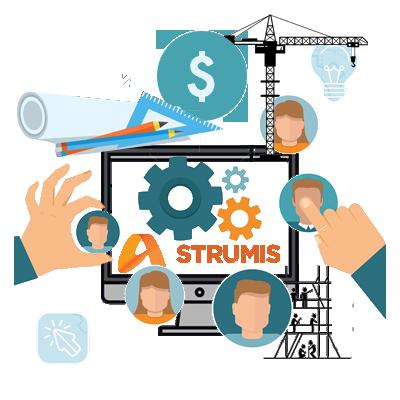 STRUMIS - Oprogramowanie dla produkcji konstrukcji stalowych - ZAMÓWIENIA