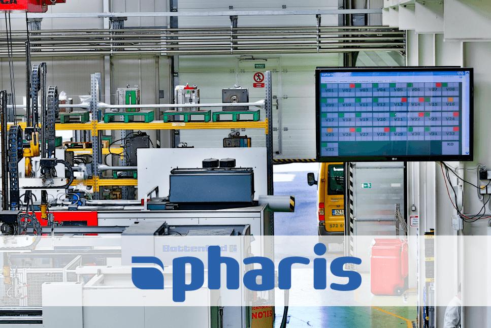 System MES PHARIS dla branży tworzyw sztucznych