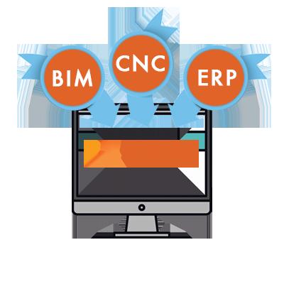 STRUMIS - Oprogramowanie dla produkcji konstrukcji stalowych - Integracje