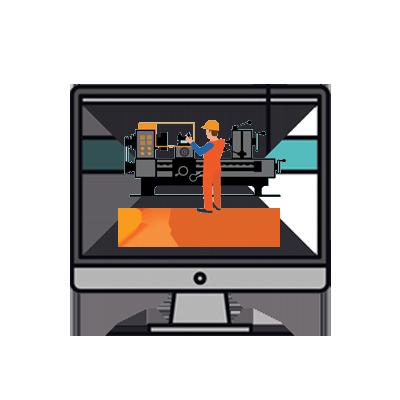 STRUMIS - Oprogramowanie dla produkcji konstrukcji stalowych - Zarządzanie CNC