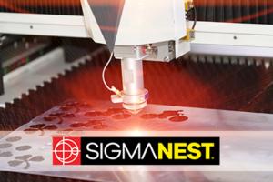 Program do nestingu SigmaNEST