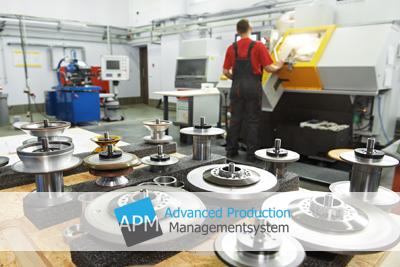 APM+ zarządzanie narzędziami