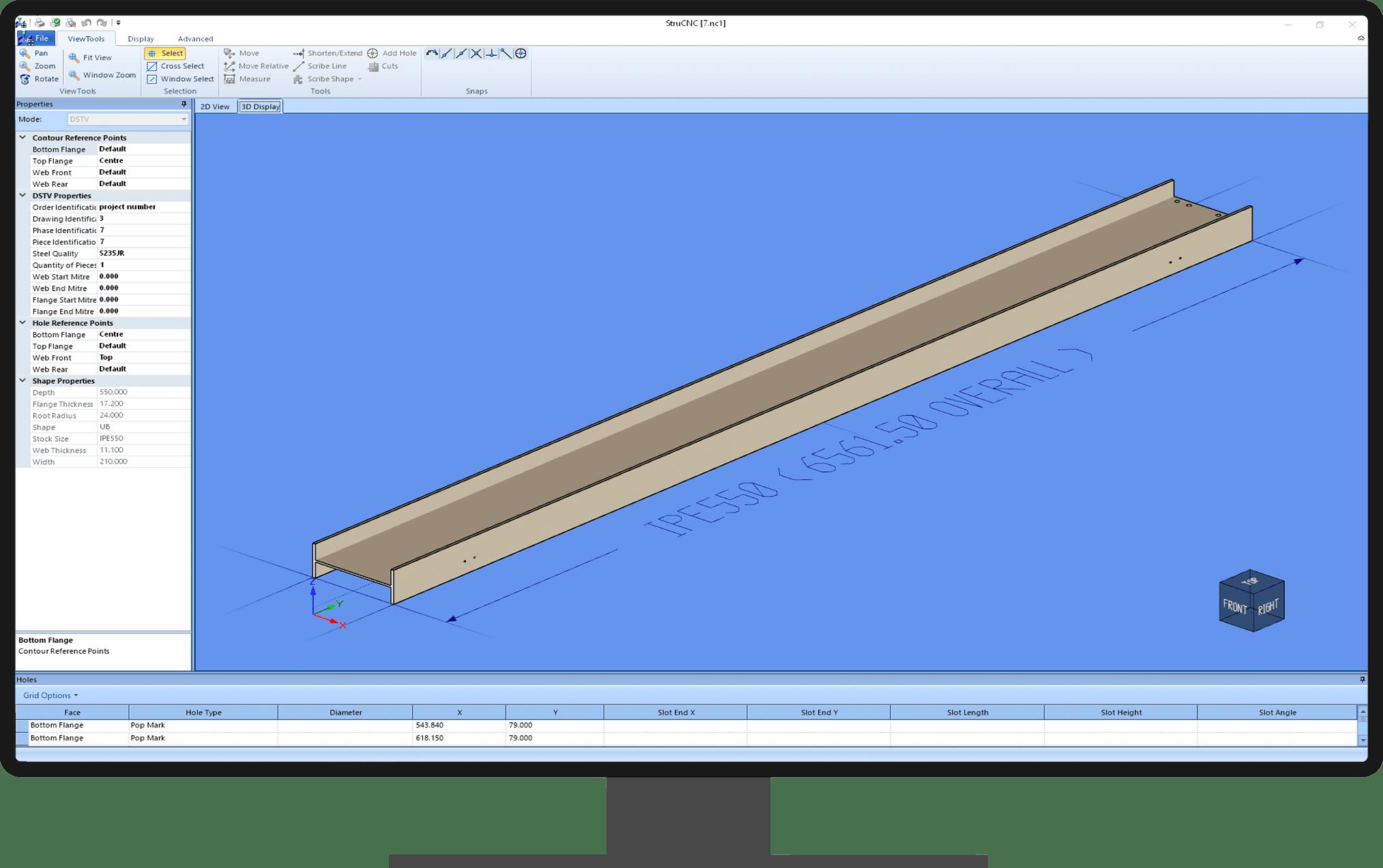 Dokumentacja konstrukcji stalowych